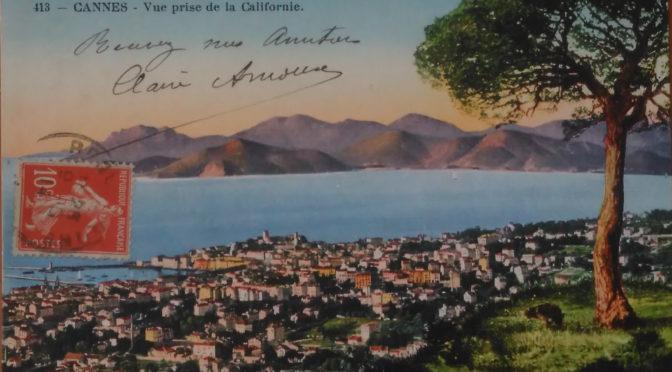 18 (1). au terme de ces voyages de turner  (France du sud-estet  LIGURIE): les dessins des carnets