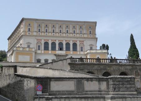 photographie RCourtot destinée à illustrer le passage du peintre William Turner en 1828 lors de son voyage vers Rome (Turner sketchbook CCXXXVI)